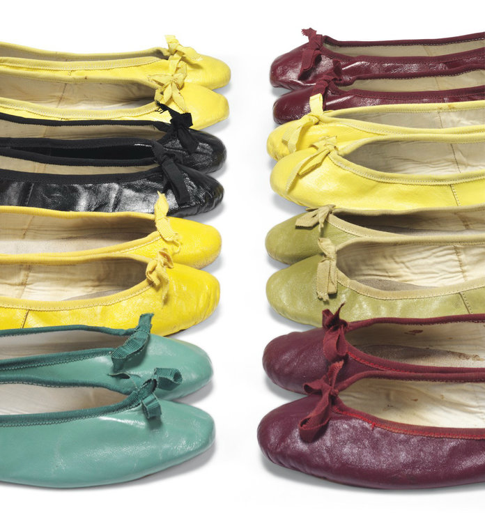 <p>Colorful Ballet Flats</p>