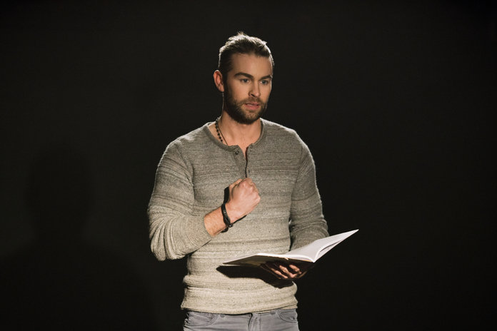 Chace Crawford in Casual