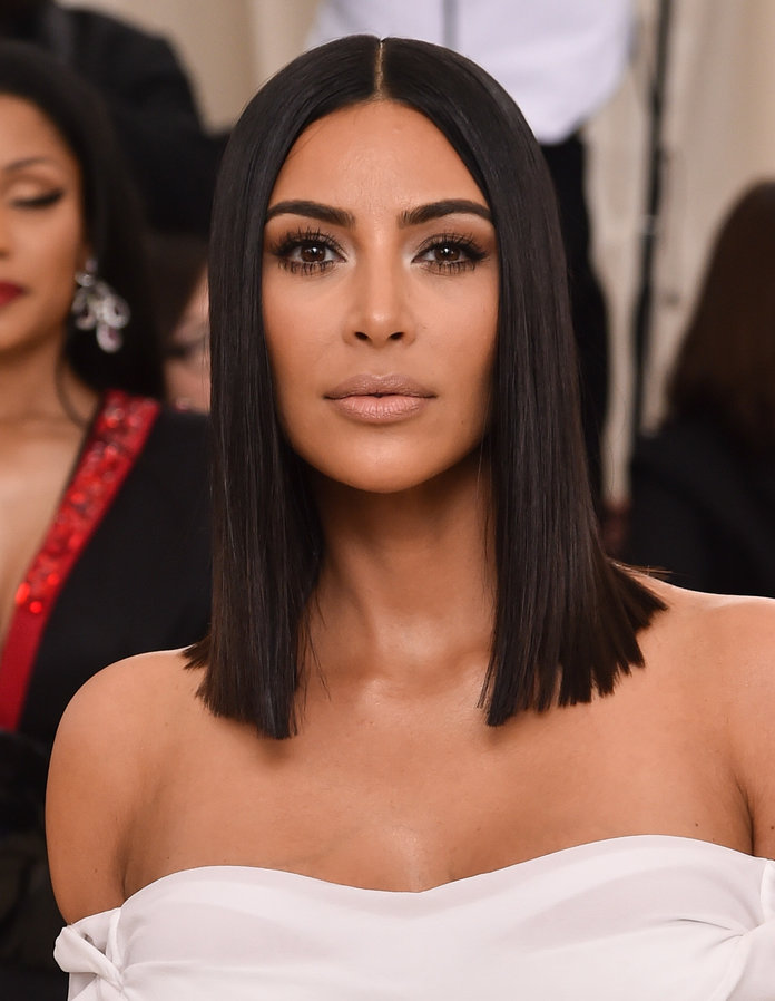 Straight Hair: The Glossiest A-List Styles | InStyle.co.uk