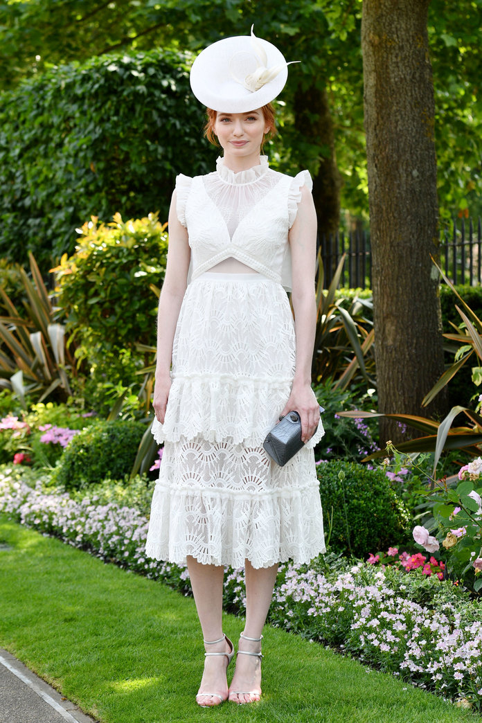 Who's The Best Dressed Ascot Guest?