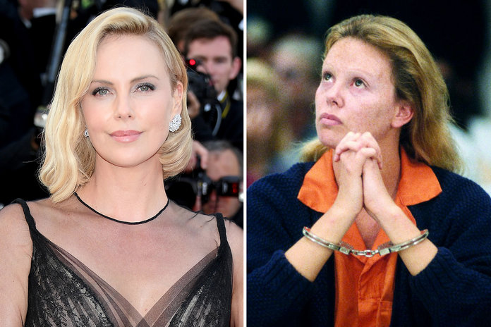 Charlize Theron in Monster