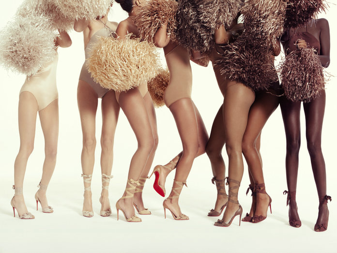 Christian Louboutin Just Added New Styles to its Iconic Nude Shoe Collection