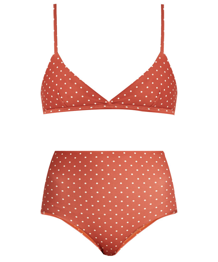 The 10 Best Swimsuits for a Small Bust | InStyle.com