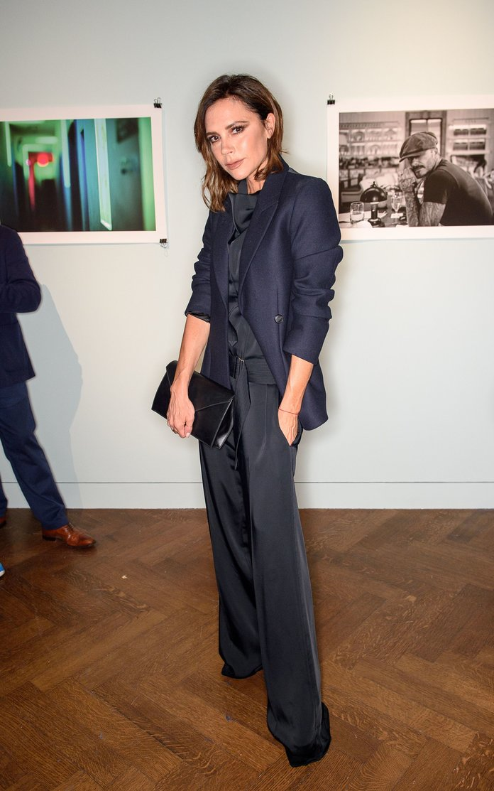 Victoria Beckham's Style Transformation In Pics