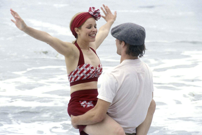 <p><em>The Notebook, </em>2004</p>