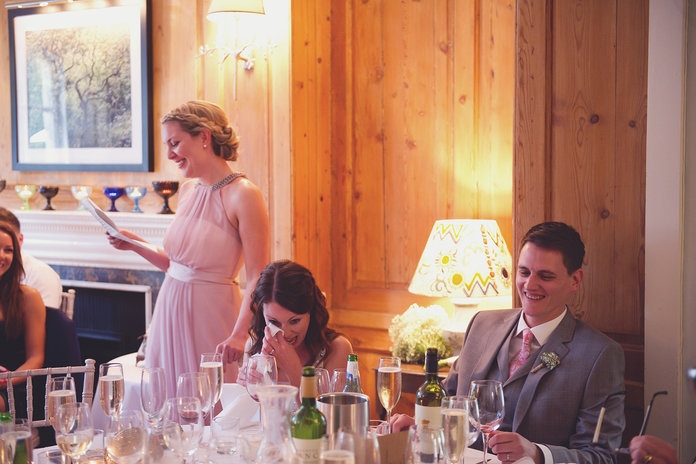 How To Nail A Wedding Speech - Even If Inside You Feel Like You're Going To Throw Up