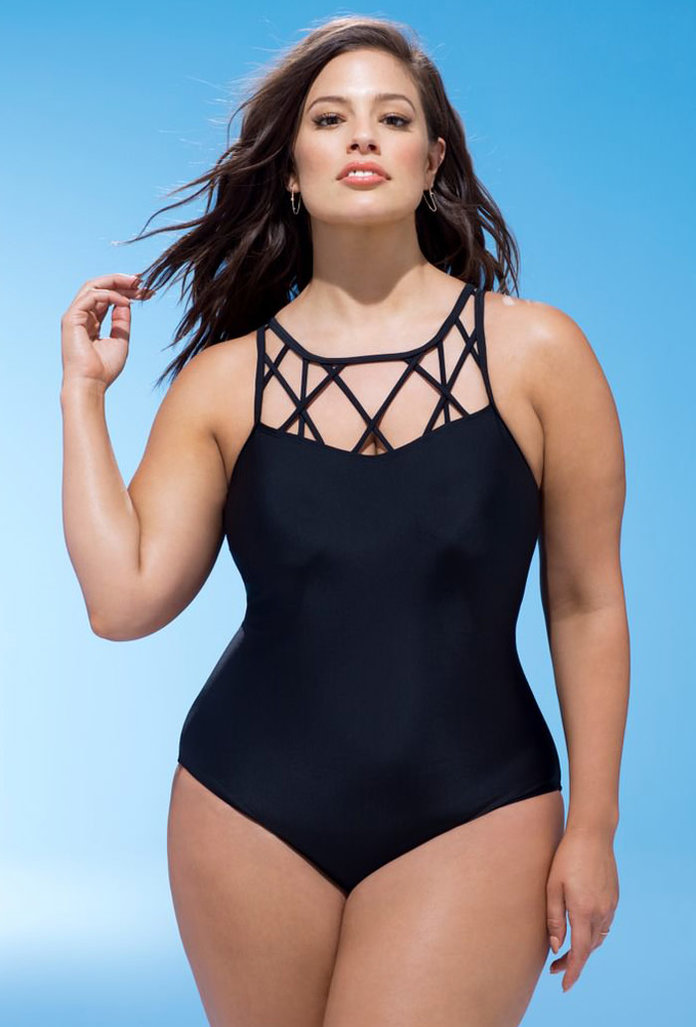 Swimsuitsforall Spider Swimsuit
