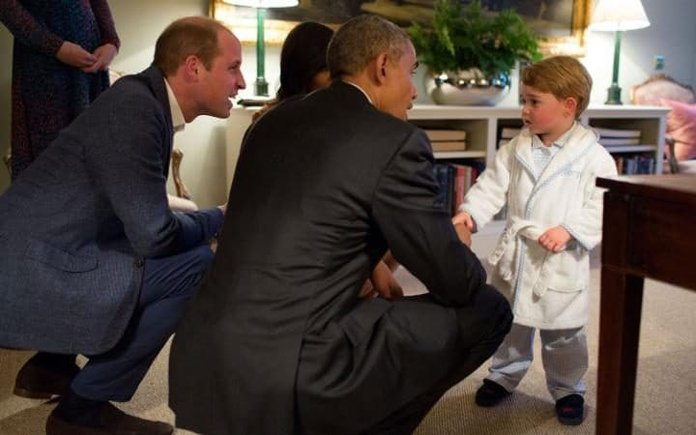 Happy Birthday Prince George! Here's George's Cutest Moments To Celebrate His 4th Birthday