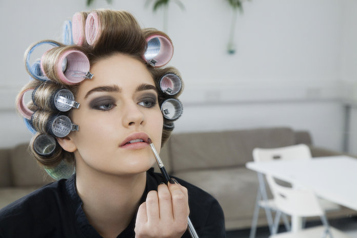 Here's How To Clean Your Make-Up Brushes
