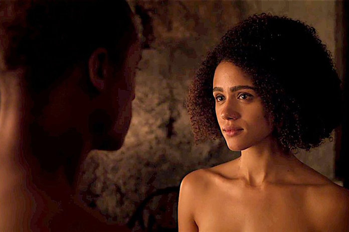 Twitter was a thirsty red-hot mess after last night's GoT sex scene