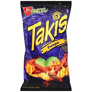 BAG OF TAKIS