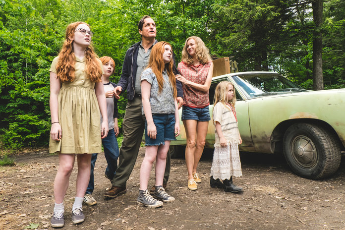 August Movies - The Glass Castle - Lead