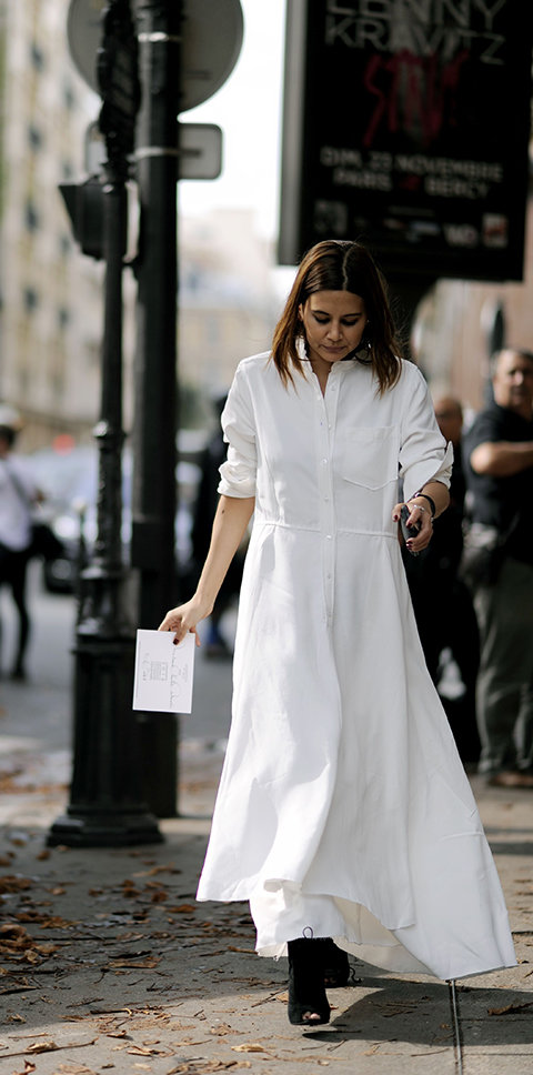 Shirt Dresses For Every Day Of The Week