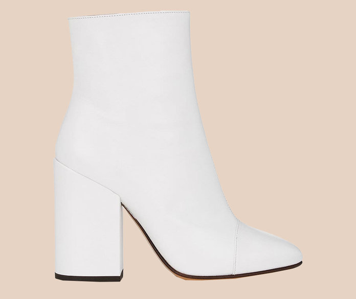 Shop Chic White Boots for This Fall | InStyle.com