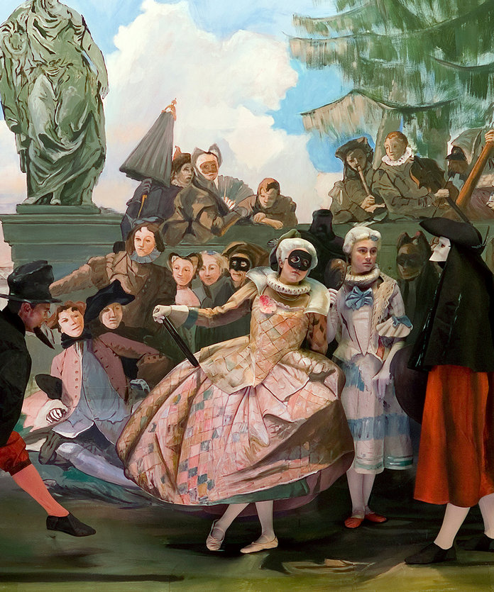 <p>THE FESTIVAL OF THE ARTS /PAGEANT OF THE MASTERS/ SAWDUST FESTIVAL</p>