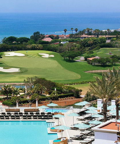 <p>MONARCH BEACH RESORT</p>