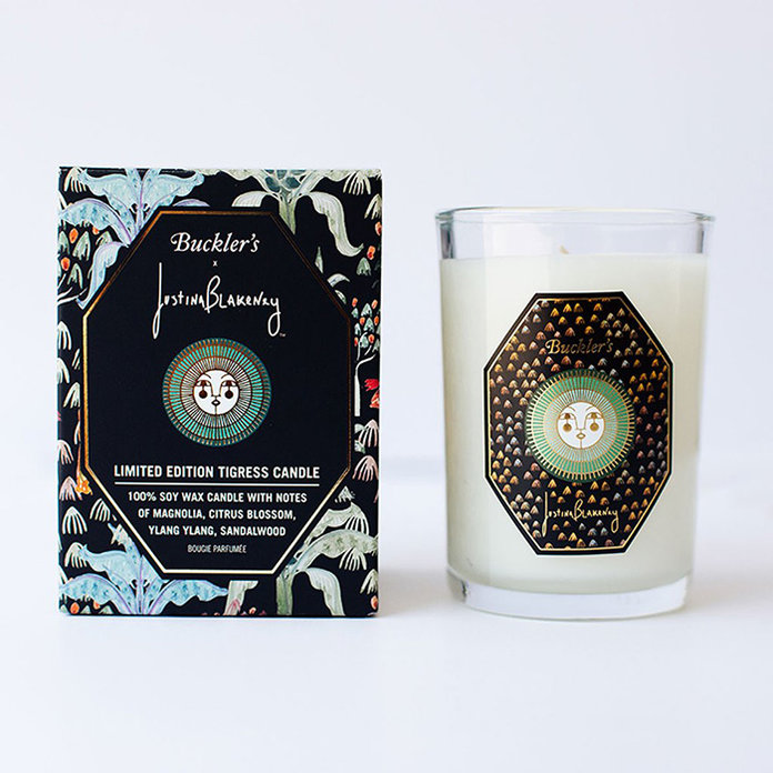 Tigress Candles