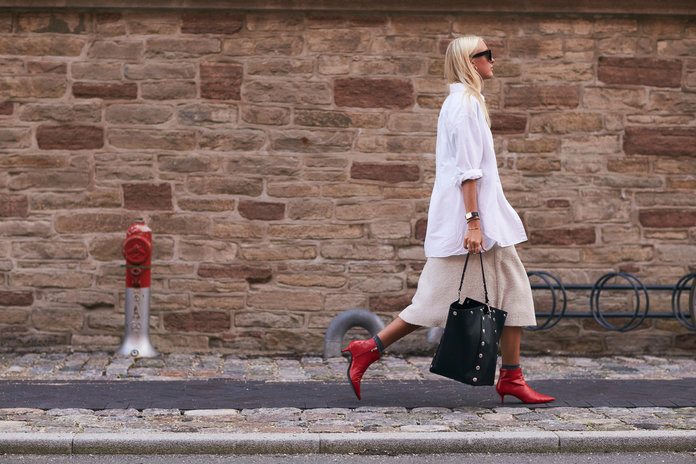 How Copenhagen Fashion Week Is Now <em>So</em> Important Fashion Influencers Are Planning Their Vacays Around It