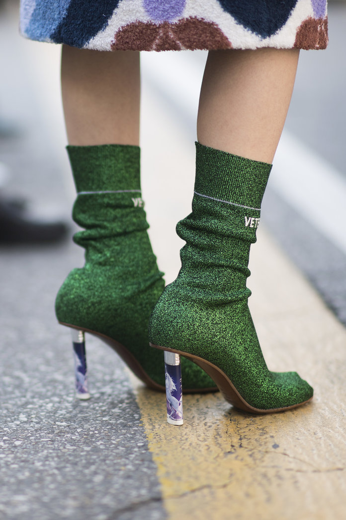 Sock Boots: Ultra Cool And Surprisingly Flattering. MeetThis Season's Must-Have Silhouette