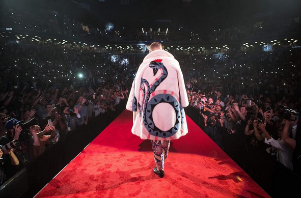 Why Boxer Conor McGregor Is Winning The Fashion Face Off