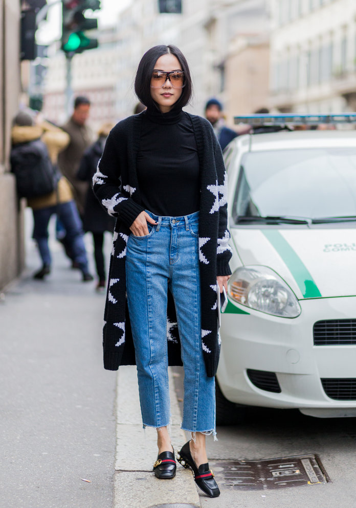 Yep, Cardigans Are Now Cool. But How Will You Wear Yours?