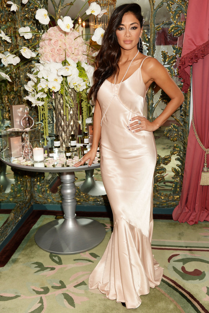 Nicole Scherzinger Uses This One Beauty Product For <em>Everything </em>(Even Deodorant)