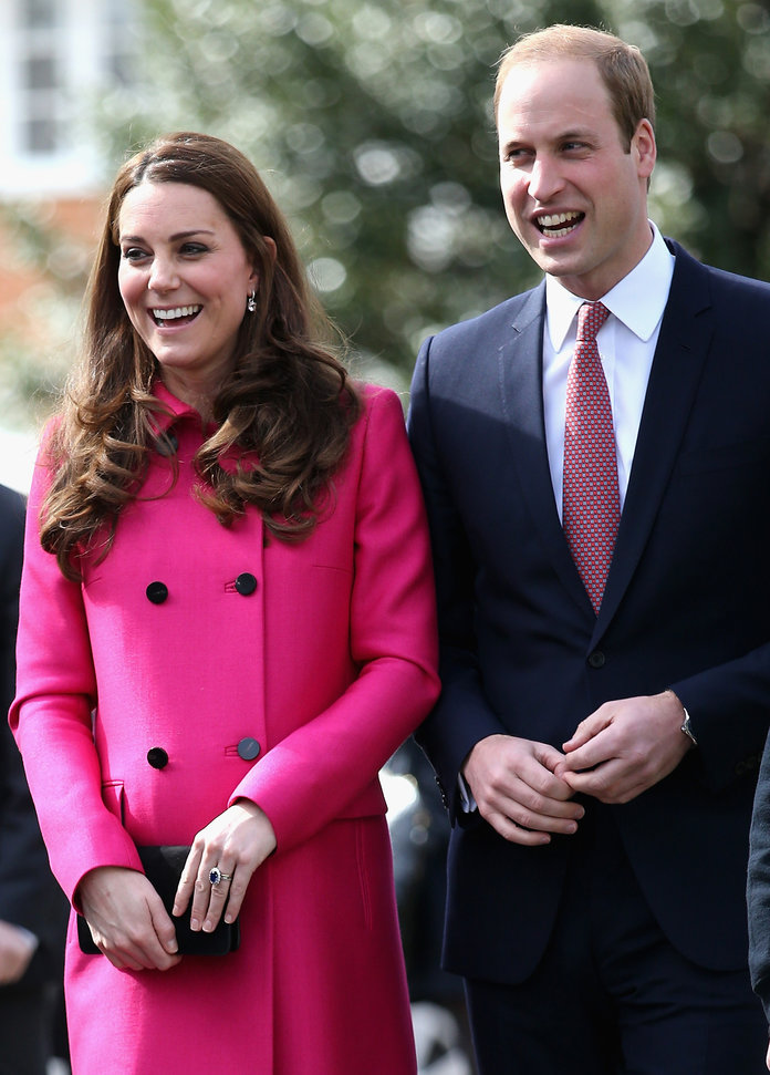 Kate Middleton Is Expecting Her Third Baby!