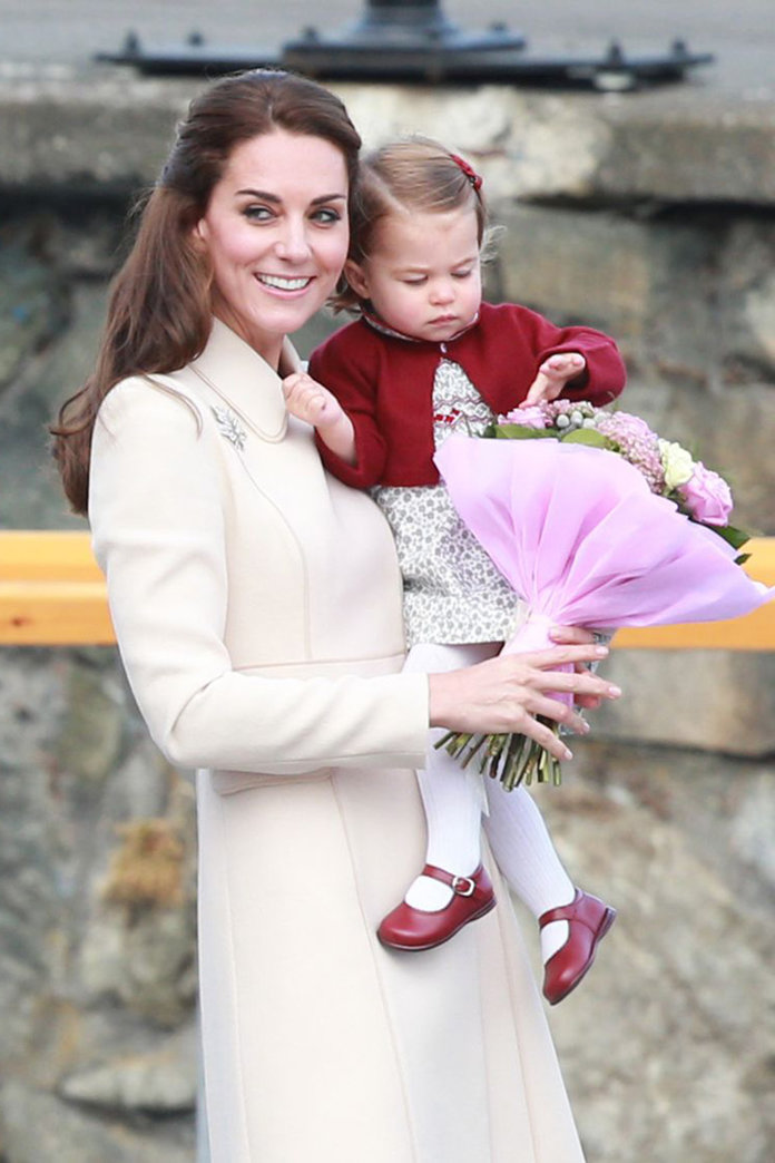 Let's Take A Minute To RememberKate Middleton's Chicest Maternity Looks, Shall We?