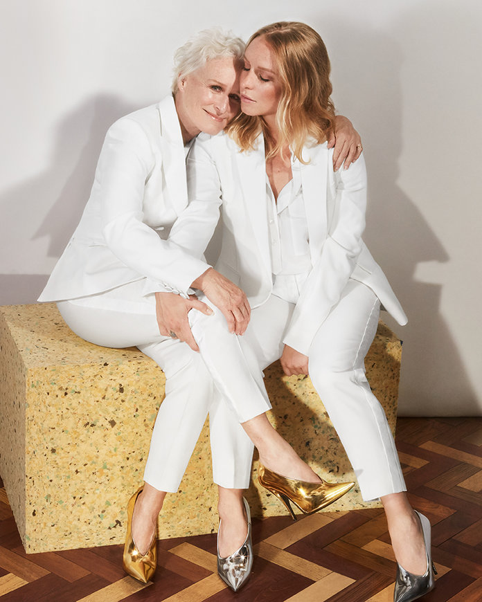 Stella Mccartney double act - LEAD