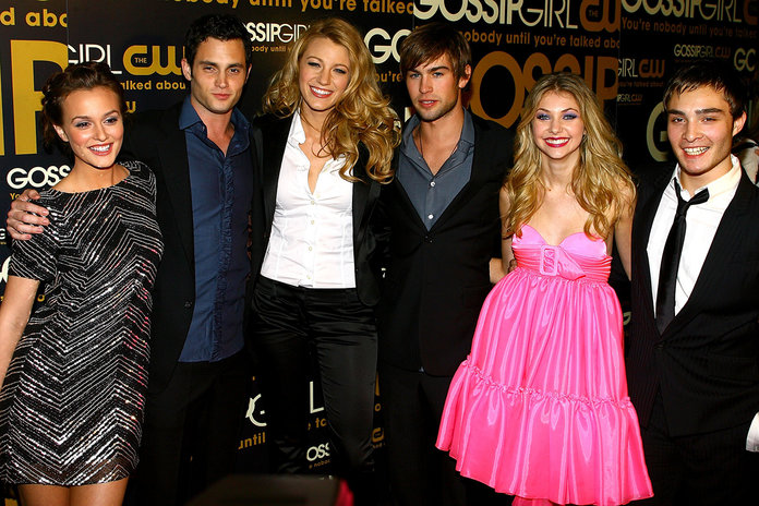 The Gossip Girl Cast: Then & Now