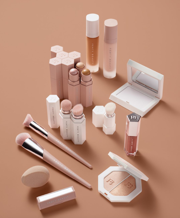 Got Fenty Face? Rihanna's makeup line is here