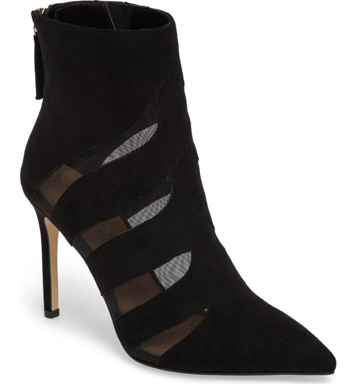 Daya by Zendaya November Pointy Toe Bootie