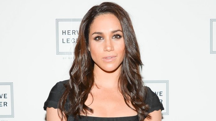 Meghan Markle Used Princess Diana's Make-Up Artist For Her Latest Photoshoot