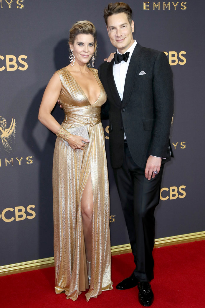 McKenzie Westmore and Cameron Silver