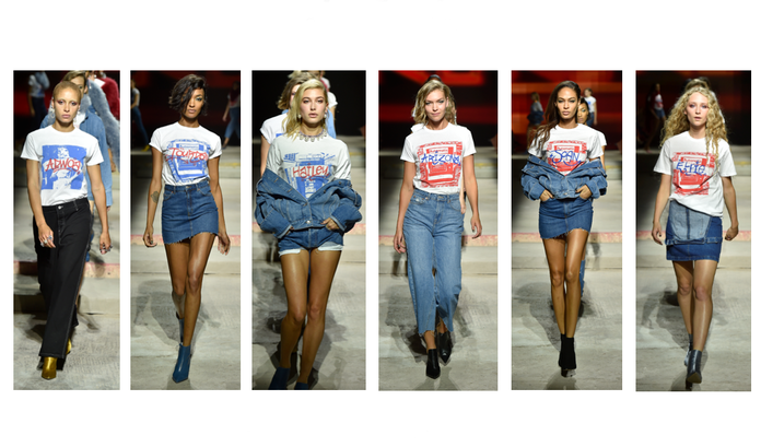 Those Brilliant Topshop Finale Tees? You Can Personalise Your Own For £20