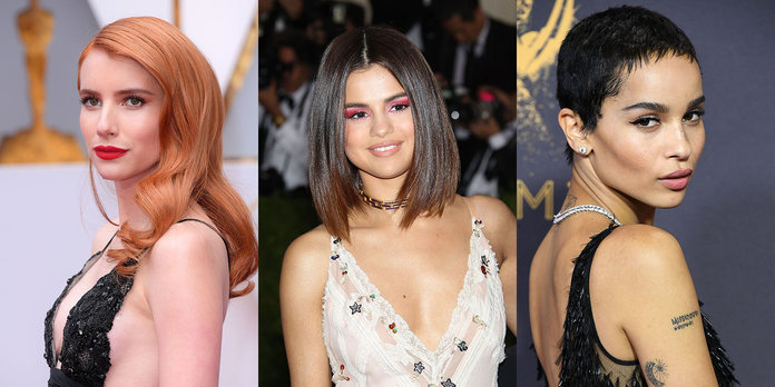 The Hair 100: Top Celebrity Hairstyles