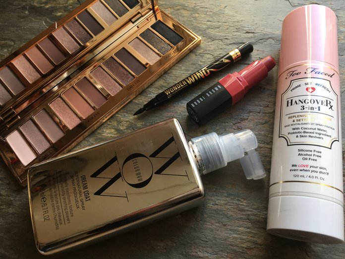 Stamp On Eyeliner, Plus Other Beauty Newbies