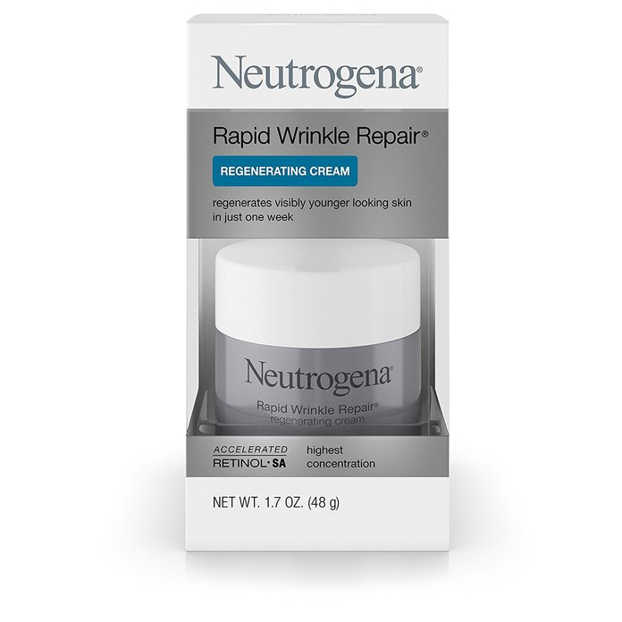 Neutrogena Rapid Wrinkle Repair Regenerating Cream