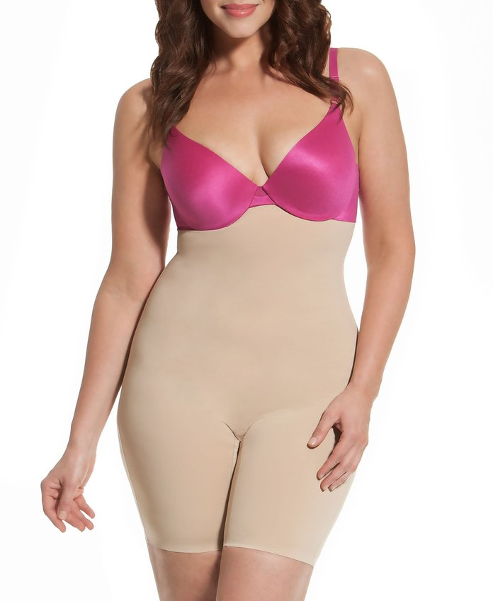 Hooked Up ORIGINAL HIGH WAIST SHAPING MID-THIGH