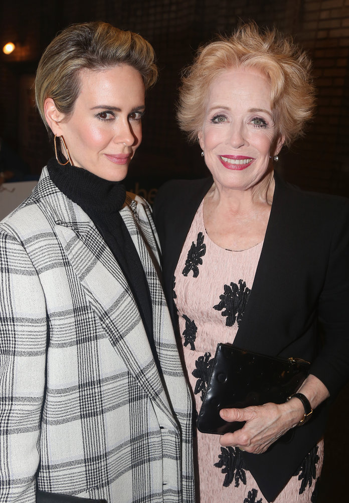 Sarah Paulson and Holland Taylor's Cutest Couple Moments