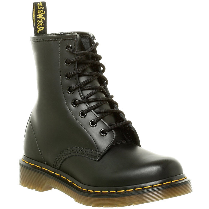 Dr. Marten's 1460 8-Eye Patent Leather Boots