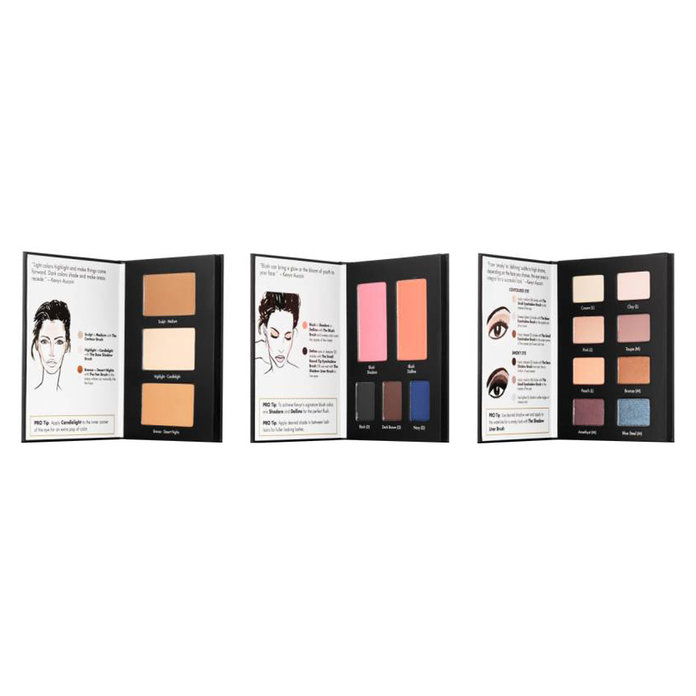 <p>Kevyn Aucoin Beauty The Making Faces Beauty Book</p>