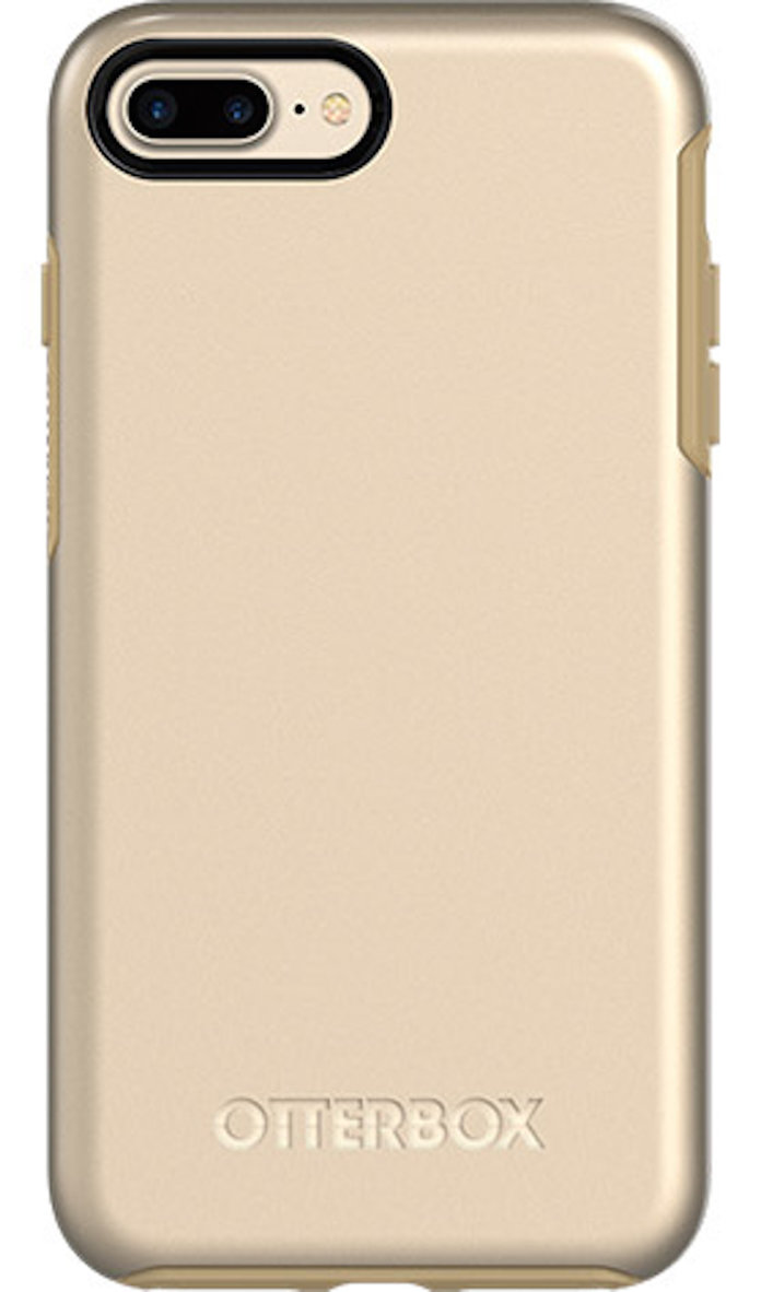 <p>The Symmetry Series Metallic Case by Otter</p>