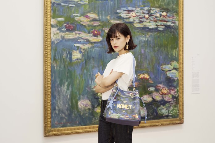 Louis Vuitton And Jeff Koons Have Created A Collection Of Bags That Are Literally Like Works Of Art