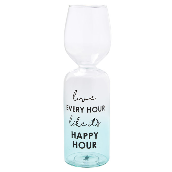 <p>Typo Wine Glass</p>