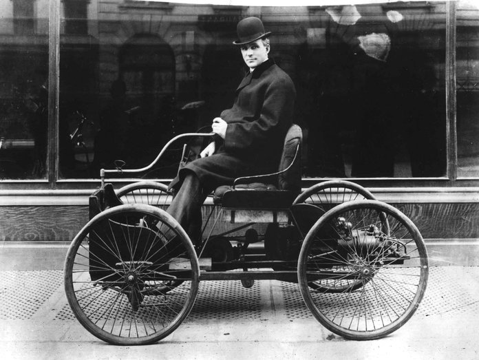 <p>Henry Ford</p>