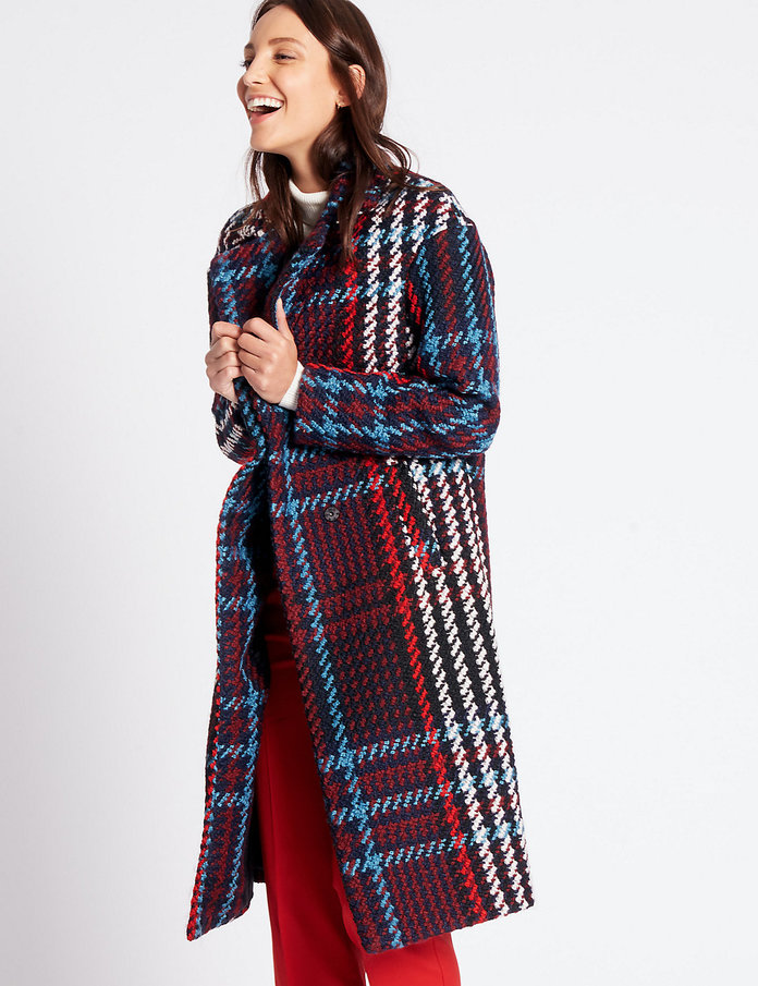 M&S Is Selling <em>The</em> Perfect Winter Coat And It's Only £99
