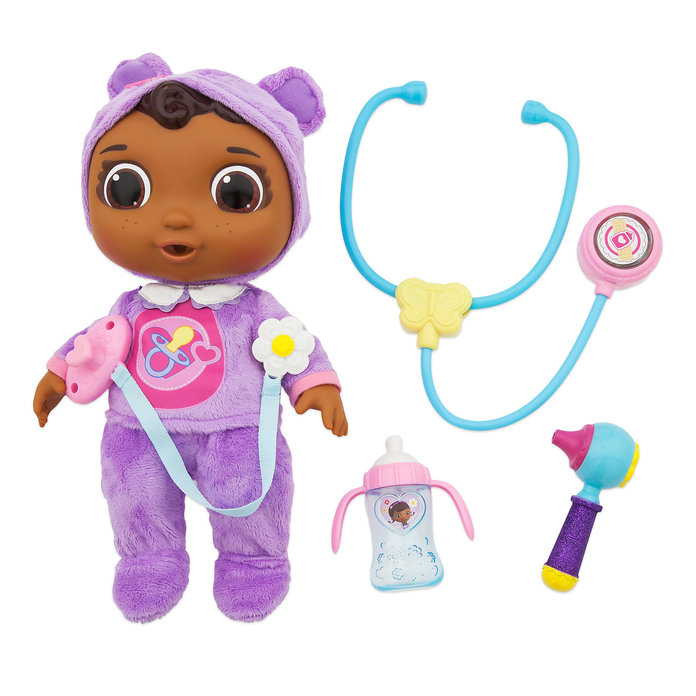 Doc McStuffins Get Better Baby Cece Doll Playset