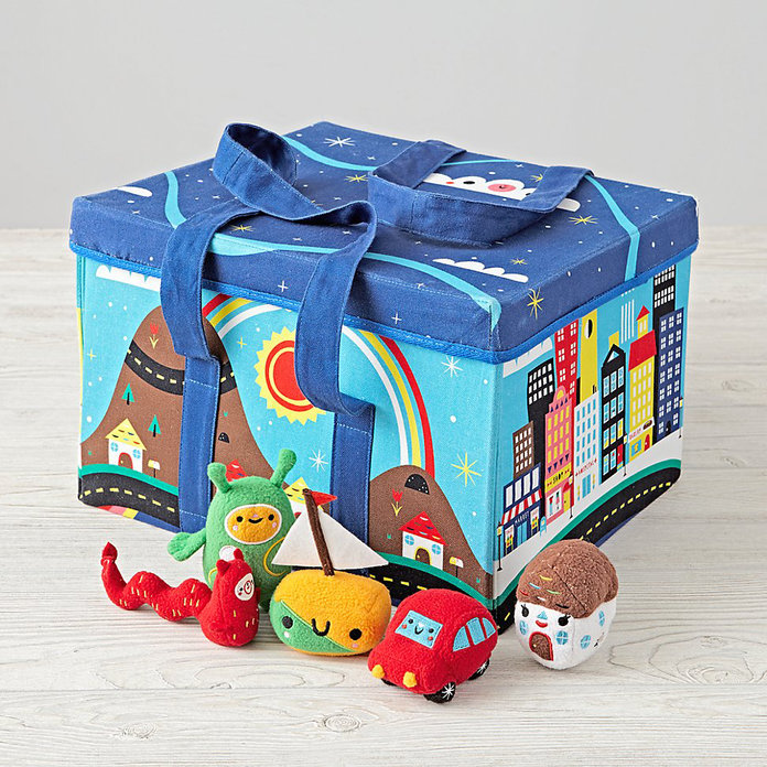 Land of Nod City in a Box