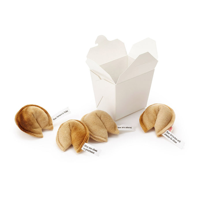 Uncommon Goods Catnip Fortune Cookies
